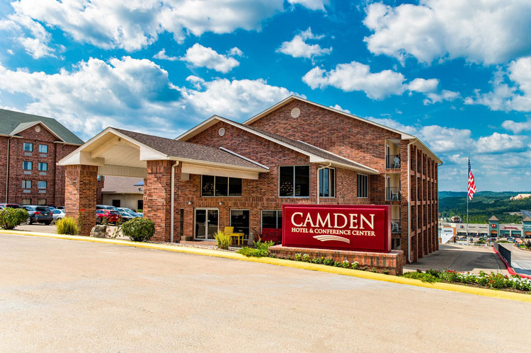 camden hotel and convention center branson