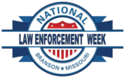 National Law Enforcement Week Logo