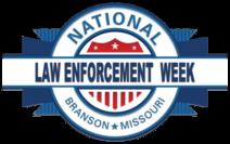 National Law Enforcement Week Logo