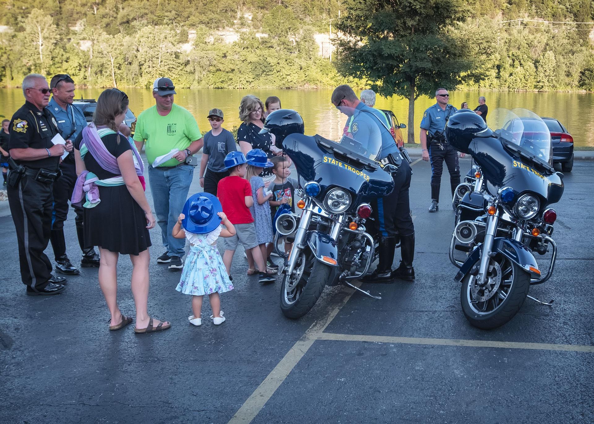 missouri state highway patrol motorcyles